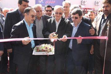 هشتمین نمایشگاه تخصصی ساخت تجهیزات صنعت نفت خوزستان آغاز به کار کرد