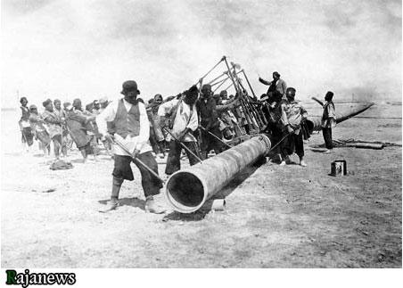 بررسی مختصر تاریخچه ی پیدایش نفت درایران وجهان