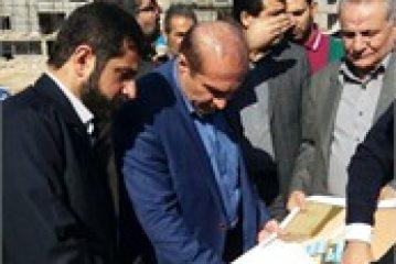 استاندار خوزستان خبر داد:بهره برداری از ۶۰۰ واحد دیگر از پروژه مسکونی ۲ هزار واحدی نفت