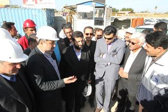 استاندار خوزستان : تقاطع چند سطحی شهید بندر تحولی در نظام مدیریت شهری است