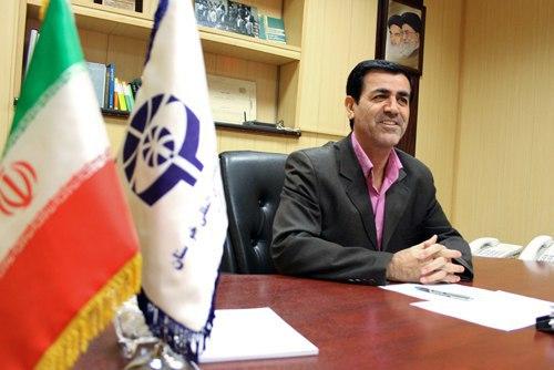 مصاحبه ترانه نیوز با رحیم جلیلی مدیر موفق نمایشگاه بین المللی خوزستان