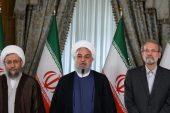 رییسجمهور در پایان نشست سران قوا: مردم ایران مقابل آمریکا ایستادگی خواهند کرد