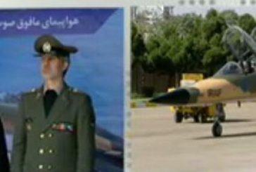 با حضور مقامات کشوری و لشکری از نخستین هواپیمای جنگنده ایرانی رونمایی شد