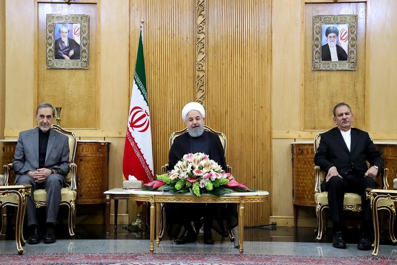روحانی: مسائل حقوقی دریای خزر تنها با اتفاق نظر پنج کشور عملی است