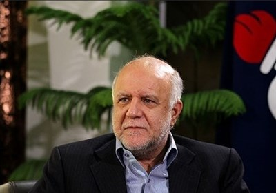 زنگنه: ابداً در بحث نگهداشت تولید مشکلی نداریم / صادرات نفت ایران متوقف شدنی نیست