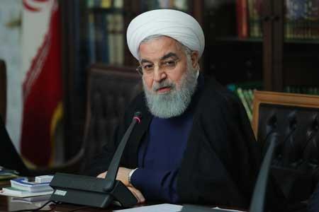 روحانی:می دانم مردم چه می کشند.