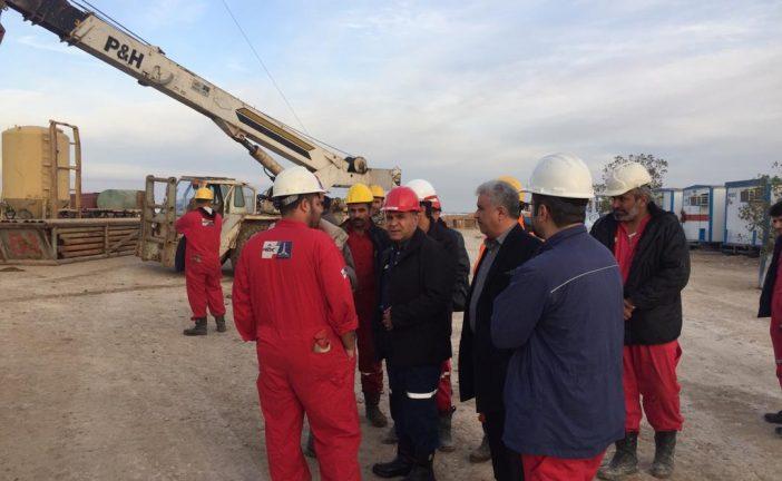 مدیرعامل شرکت ملی حفاری ایران:  با واگذاری حفاری ۱۰ حلقه چاه دیگر حضور ناوگان این شرکت در میدان نفتی آزادگان جنوبی استمرار می یابد