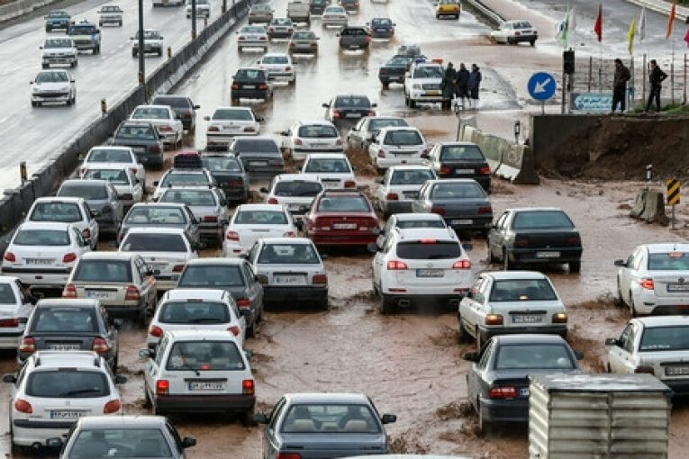 جمعآوری آب باران