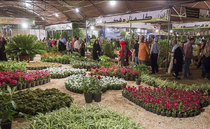 برگزاری دومین نمایشگاه گل و گیاهان دارویی در اهواز