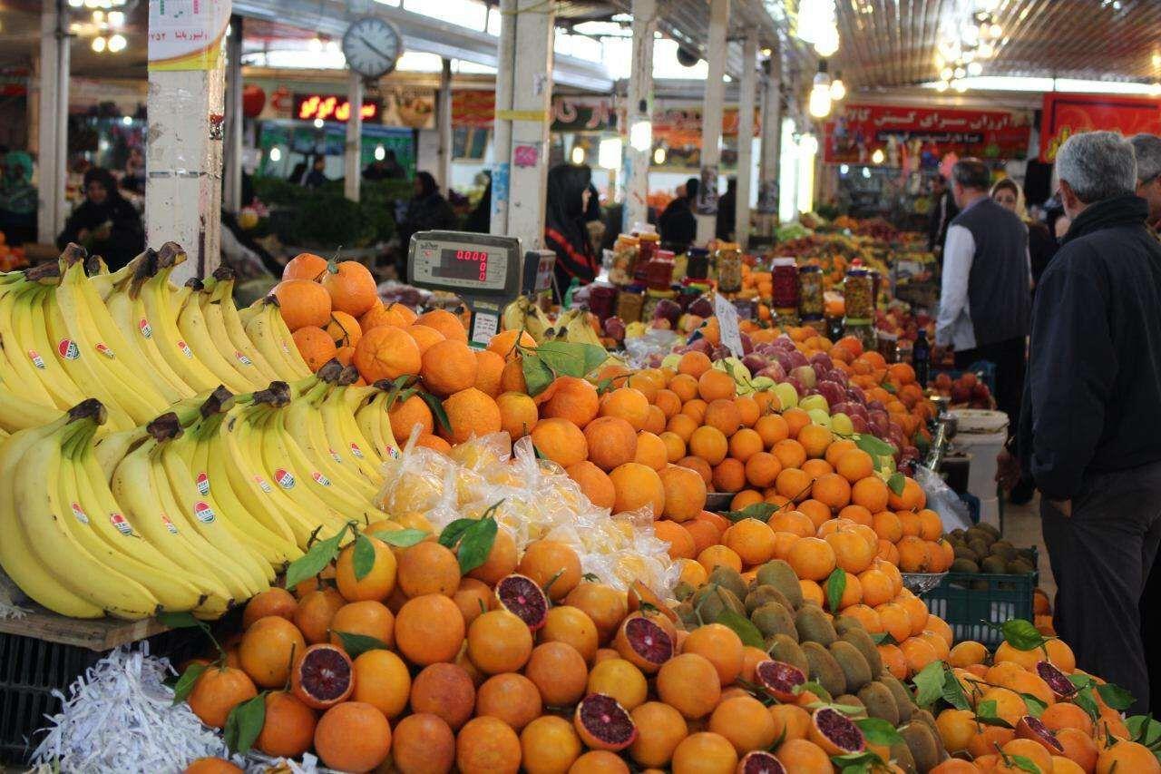 تامین میوه عید در خوزستان توسط سازمان صمت