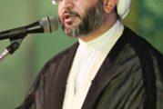 حجت الاسلام امینی در خطبه های نماز جمعه مسجد سلیمان