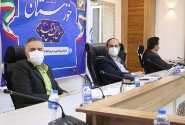 رئیس سازمان مدیریت و برنامهریزی خوزستان عنوان کرد:ردیف اعتباری درآمد حاصل از فروش نفت خوزستان به ۵۰ درصد افزایش یابد