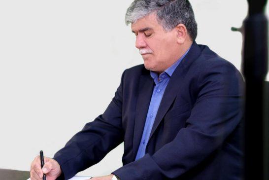اکبر جمالپور کاندیدای ششمین دوره شورای شهر اهواز:با اتحاد و همدلی همه ی اقوام می توان اهواز را دوباره ساخت