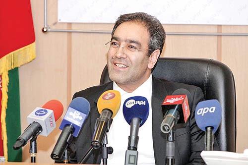 اولین نشست مطبوعاتی شاپور محمدی، رئیس جدید سازمان بورس و اوراق بهادار