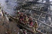 آخرین اخبار امدادو نجات در پلاسکو از زبان مدیر عامل سازمان آتش نشانی