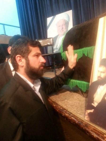 حضور استاندار خوزستان جماران و مراسم تشیع و خاکسپاری آیت الله هاشمی رفسنجانی