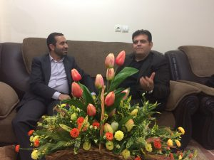 دکترعلی گلمرادی نماینده ماهشهر و سربندر و عضو کمیسیون انرژی:ضعف اقتصادی خوزستان بخاطر روش های کهنه و نگاه غیرکارآمد و سیاسی مدیران ارشد استان به مقوله ی اقتصاد است