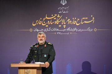 پالایشگاه ستاره خلیج فارس نماد تلاش مهندسان ایرانی است
