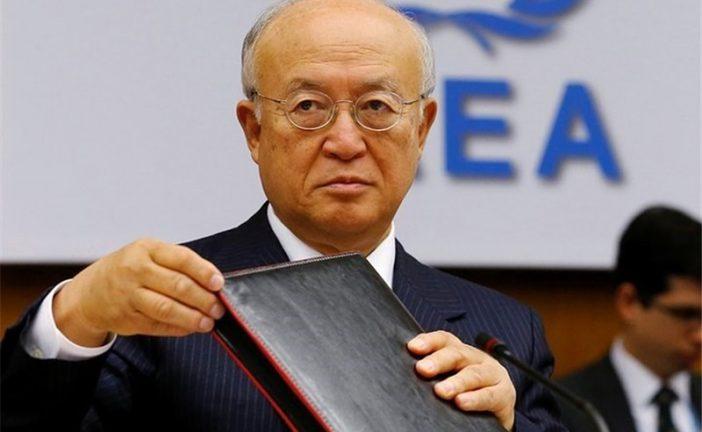 آژانس به راستی آزمایی فعالیت های هسته ای ایران ادامه می دهد
