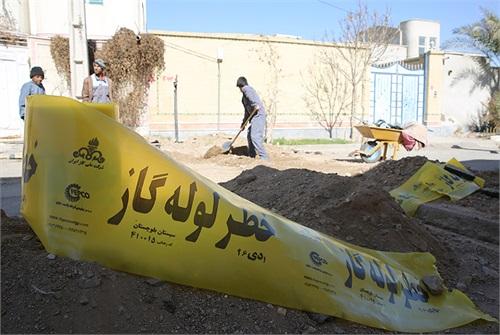 مدیر گازرسانی شرکت ملی گاز: ۳۶۰۰ روستا تا پایان امسال گازرسانی میشوند