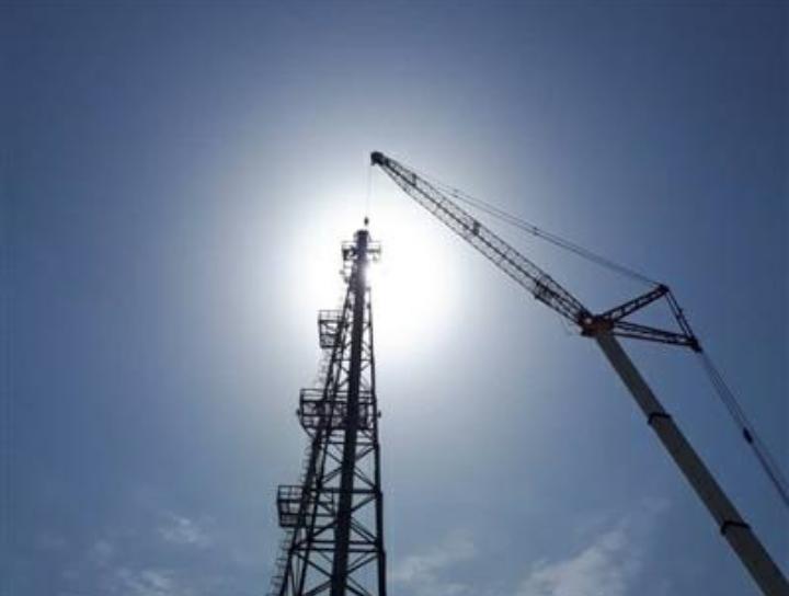 ساخت و راهاندازی تیپ مشعل بنگستان واحد بهرهبرداری اهواز ۲