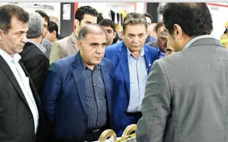 مدیرعامل و رئیس هیأت مدیره شرکت ملی حفاری ایران با شماری از سازندگان و تولید کنندگان داخلی دیدار کرد